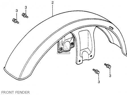 Honda Cm200 Wiring Diagram Honda TR200 Wiring Diagram ~ Odicis