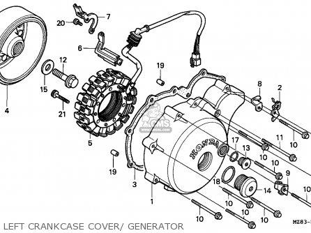 Honda Nv400c Steed 1995 (s) Singapore / Kph parts list
