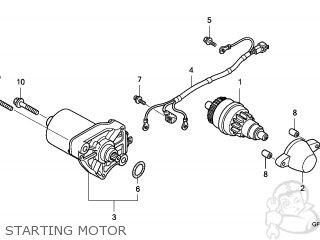 Honda NVS502SH TODAY 2009 (9) TURKEY parts lists and