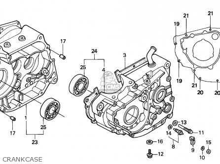 Honda NX250 DOMINATOR 1990 (L) EUROPEAN DIRECT SALES / MK