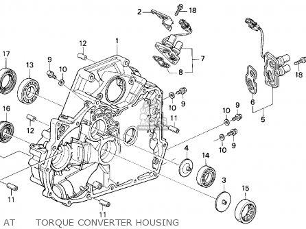 Honda ODYSSEY 1995 (S) 5DR LX 6 SEATS (KA) parts lists and