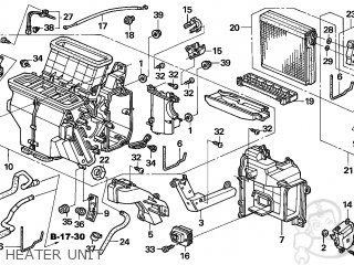 Honda ODYSSEY 2005 (5) 5DR EXL-T TOURING (KA) parts lists