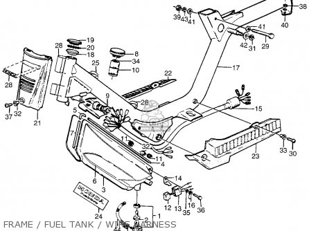 E2d Lycoming Engine Parts Schematic