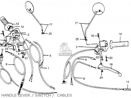 Honda Hobbit Wiring Diagram Honda Motorcycle Wiring