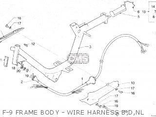 Honda PA50MCVLCS-B 1982 parts lists and schematics