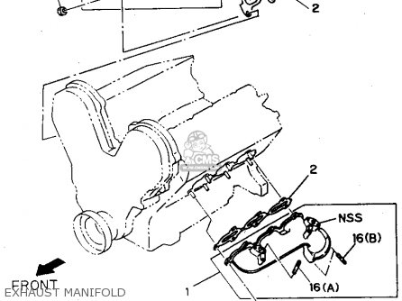 Honda Passport 1995 4dr Lx 4x4 V6 (ka,kl) parts list