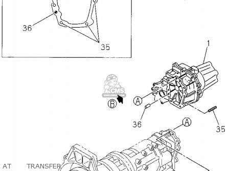 Honda PASSPORT 1995 (S) 4DR LX-W 4X4 V6 (KA,KL) parts