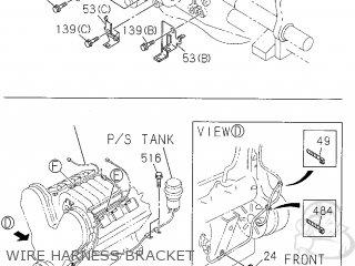 Honda PASSPORT 2002 (2) 4DR 2EX (KA) parts lists and