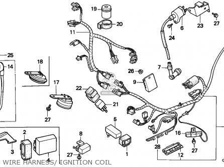 Honda PK50 WALLAROO 1995 (S) BELGIUM / CMF parts lists and