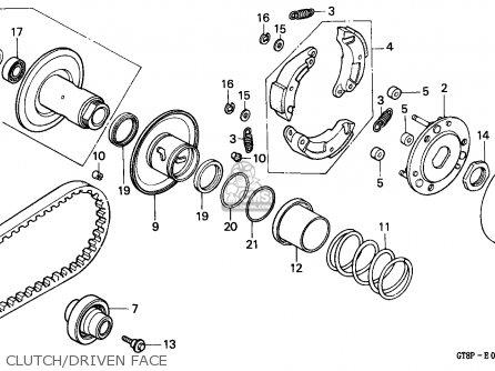 Honda Atc90 Wiring Diagram, Honda, Get Free Image About