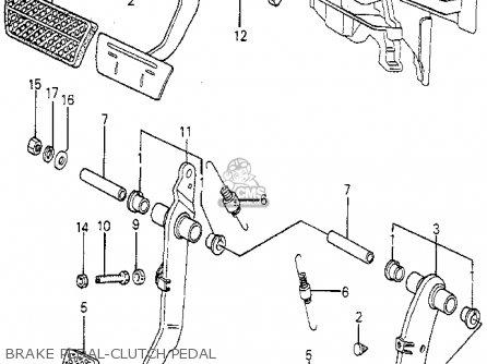 Honda Prelude 1981 (b) 2dr (ka,kh,kl) parts list