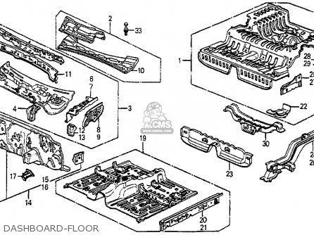 Honda Prelude Spark Plug Wire Diagram. Honda. Auto Wiring