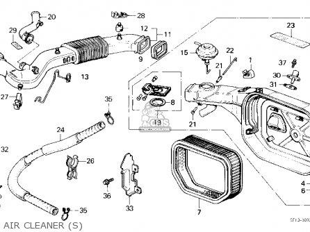 Honda PRELUDE 1988 (J) 2DR 2.0S (KA,KL) parts lists and
