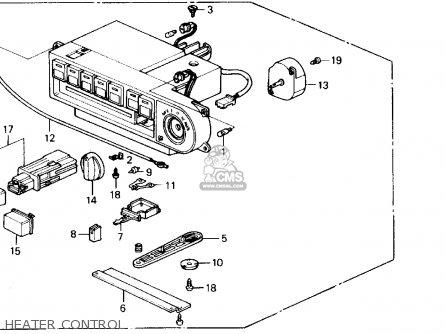 1993 Honda Prelude Vacuum Diagram. Honda. Auto Wiring Diagram