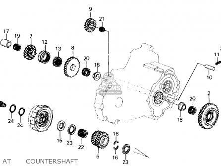 Honda Prelude 1990 2dr 2.05si Abs (ka,kl) parts list