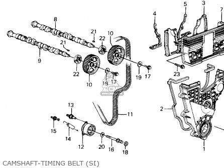 Main Relay Honda Civic Si 2000, Main, Free Engine Image