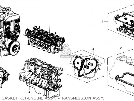 Honda Prelude 1990 (l) 2dr 2.05si (ka,kl) parts list