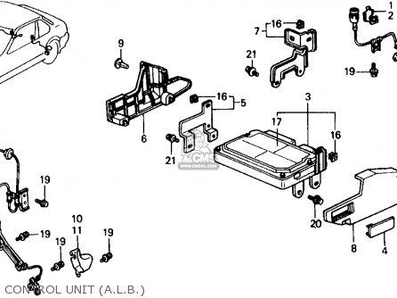 91 Honda Si Engine 91 Honda Civic Sir Wiring Diagram ~ Odicis