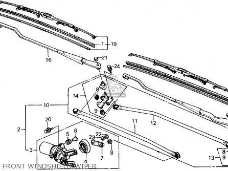 Honda Prelude 1991 (m) 2dr 2.05si Abs (ka,kl) parts list