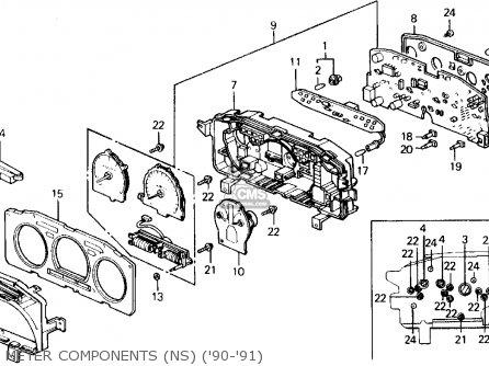 91 Honda Prelude Si Engine 91 Buick Park Avenue Engine