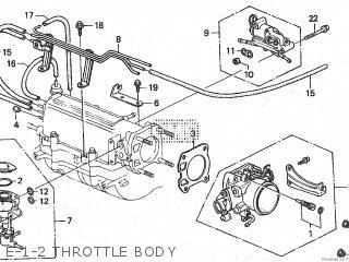 Honda PRELUDE 1991 MT parts lists and schematics