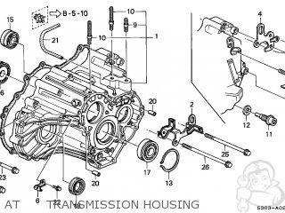 Honda PRELUDE 1997 (V) 2DR BASE (KA,KL) parts lists and