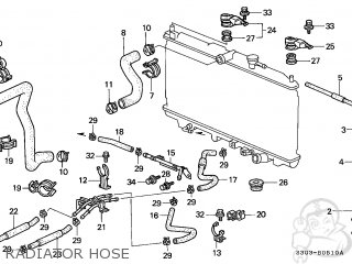 Honda PRELUDE 1998 (W) 2DR TYPESH (KA) parts lists and