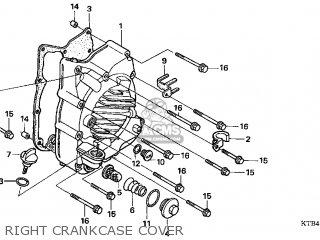 Honda PS250 2006 (6) USA parts lists and schematics