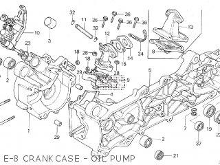 Honda PX50 1980 (A) BELGIUM parts lists and schematics