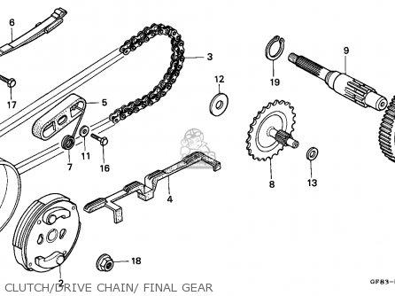 Honda QR50 1991 (M) EUROPEAN DIRECT SALES parts lists and