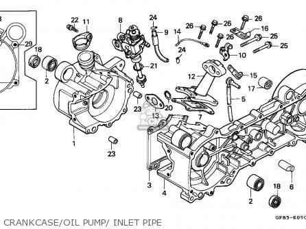 Honda QR50 1994 (R) AUSTRALIA parts lists and schematics