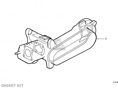 Honda QR50 2000 (X) MEXICO parts lists and schematics