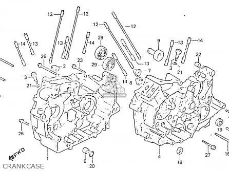Honda Rs750d parts list partsmanual partsfiche