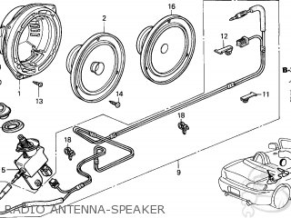Honda S2000 2002 (2) 2DR S2000 (KA) parts lists and schematics
