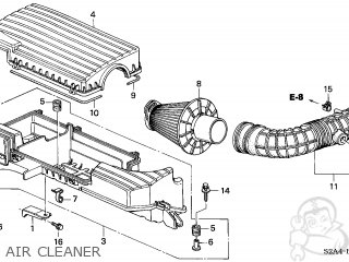 Honda S2000 2003 (3) 2DR S2000 (KA) parts lists and schematics