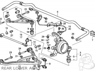 Honda S2000 2005 (5) 2DR S2000 (KA) parts lists and schematics