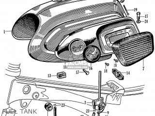 Honda S65 Wiring Diagram Honda Wiring Diagrams Online