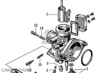 Honda S50 Japanese Domestic parts list partsmanual partsfiche