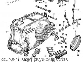 Honda S65 GENERAL EXPORT parts lists and schematics