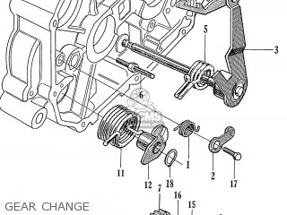 Honda S65 Japanese Domestic parts list partsmanual partsfiche
