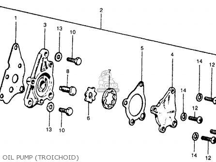 Honda S65 Sport 65 1965 Usa parts list partsmanual partsfiche