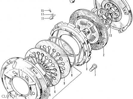 Honda s800 parts