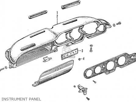 Panel Light: Ka Instrument Panel Light
