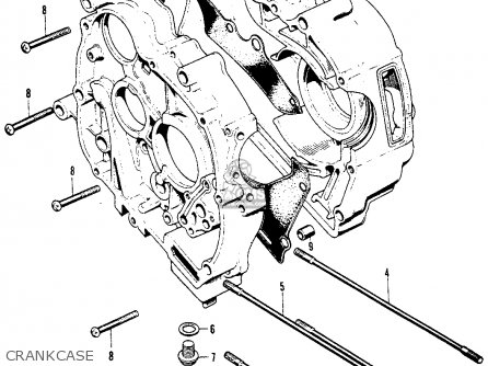 Honda S90 Super 1964 Usa parts list partsmanual partsfiche