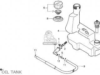 Honda SA50 50 SR 1999 (W) USA parts lists and schematics