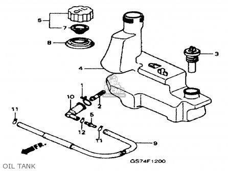 Honda SA50 ELITE LX 1990 (L) USA parts lists and schematics