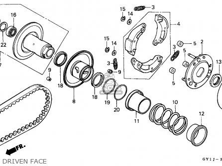 Yamaha Starter Generator Wiring Diagram Bicycle Parts