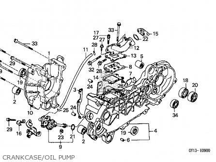 Honda Sa50 Vision 1993 Netherlands parts list partsmanual