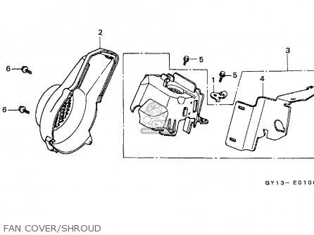 Honda SA50 VISION 1995 (S) BELGIUM CMF MP parts lists and