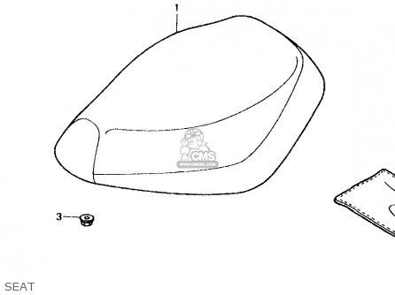 Honda Sb50p E 1988 (j) Usa parts list partsmanual partsfiche